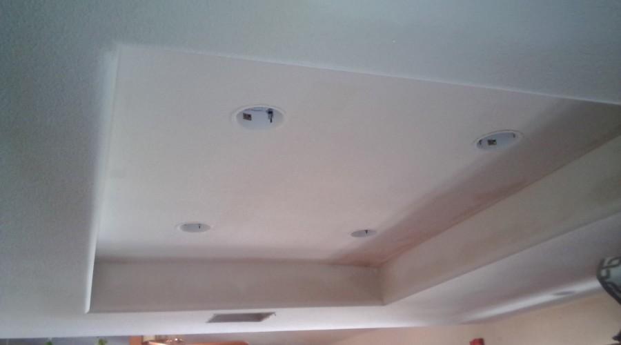 Temecula Drywall Ceiling Repair Canned Lighting | Ken Menadue Drywall